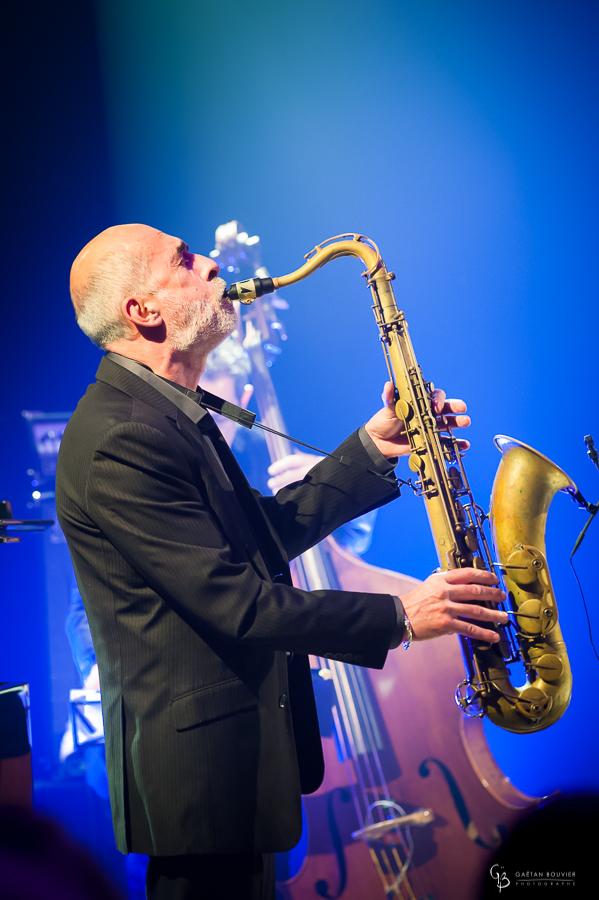LIONEL BELMONDO, Concert, Jazzin Trivy