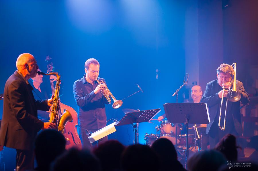 SEXTET MESSENGERS,LIONEL BELMONDO,Concert, Jazzin Trivy