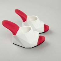 """""""Float"""" los zapatos impresos en 3D de United Nude"""