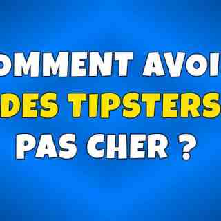 tipsters pas cher