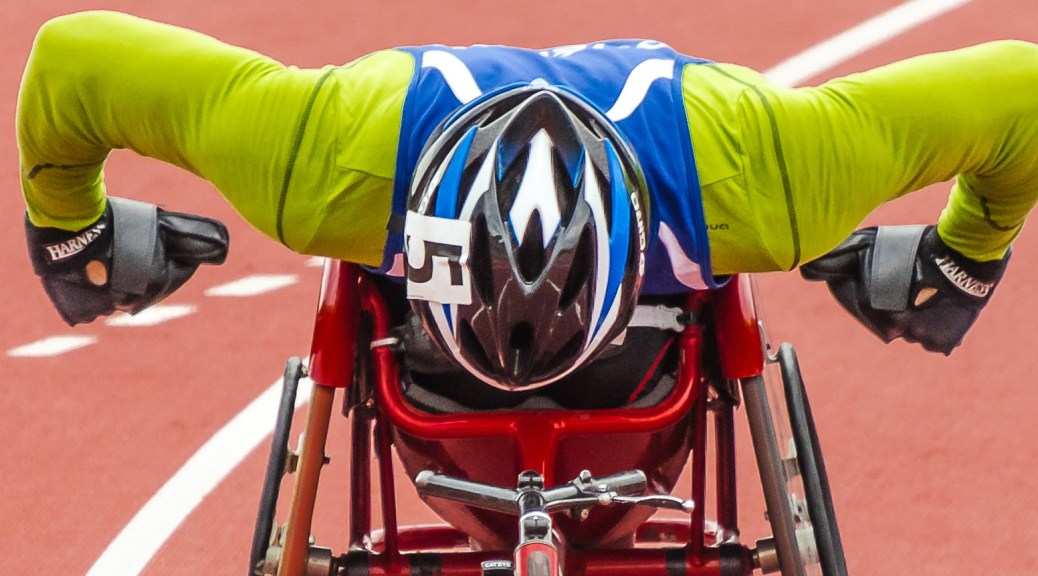 Atleta - Michel Desbiens via Flickr (CC BY-ND 2.0)