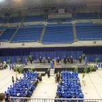The O'Connell Center for High School Graduations