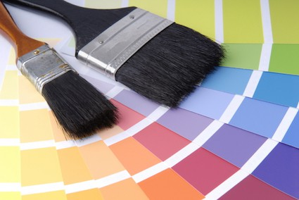 Interior Painting Tips: Change It Up With Color