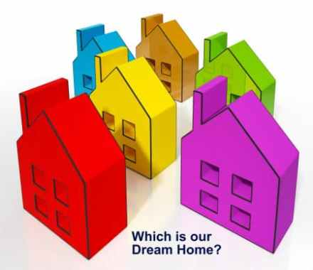 Which Home is Your Dream Home?