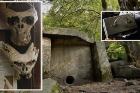 Rusya'daki Dağlarda Bulunan Garip Evrak Çantası ve İki Esrarengiz Kafatasının Gizemi