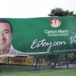 Valla Carlos Mario Estrada