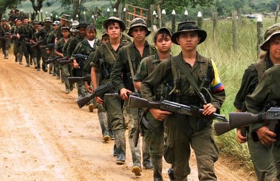 FARC-child-soldiers
