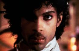 "Studio Publicity Still from ""Purple Rain""  Prince © 1984 Warner - HA/DALLE"