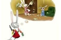 Les belles histoires de Mme Gimbard – Jean-Céline, la petite lapine