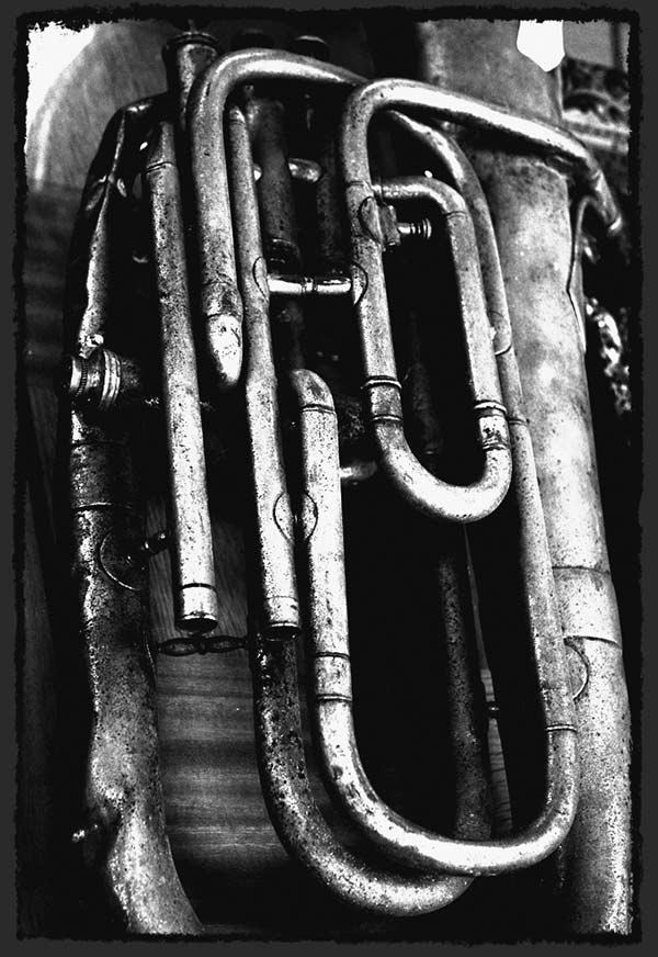 trombone à coulisses