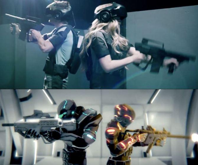 VR - Sieht so die Zukunft aus