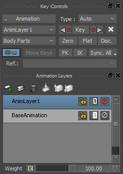 Motionbuilder's layers are where the bulk of an animators work is done to bring appeal to mocap.