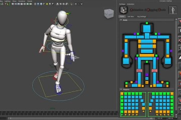 Epic Games' Animation And Rigging Toolkit