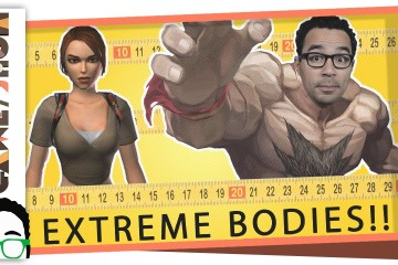 Why Are Videogame Bodies So Extreme?