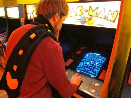 Pac-Man at Funspot