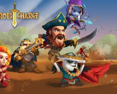 Heroes Charge cheats featured
