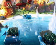 Boom Beach featured bg