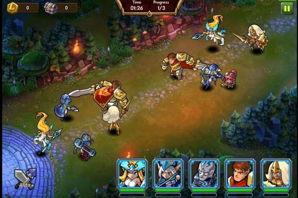 Magic-Rush-Heroes strategies