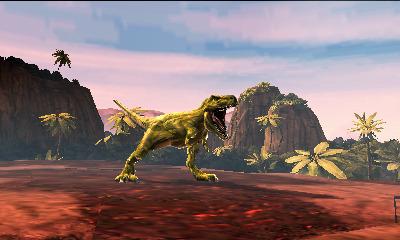 Imagenes de Battle of Giants: Dinosaur Strike de Nintendo 3DS