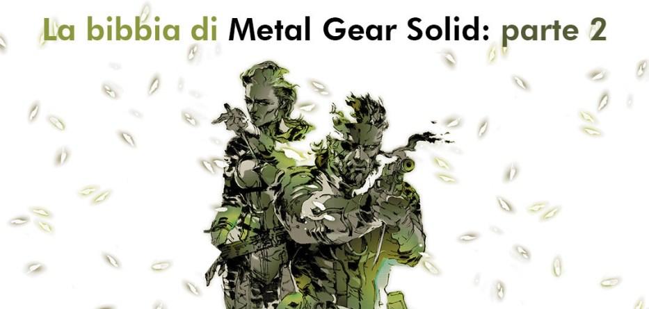 La Bibbia di Metal Gear Solid - Parte 2 - Gamempire