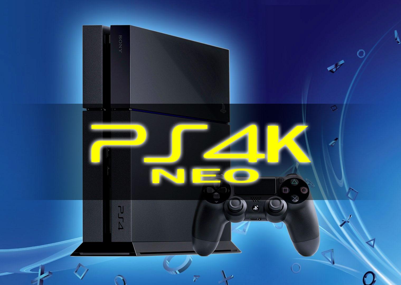 PlayStation 4 Neo, Sony progetta la console 4k per la realtà virtuale