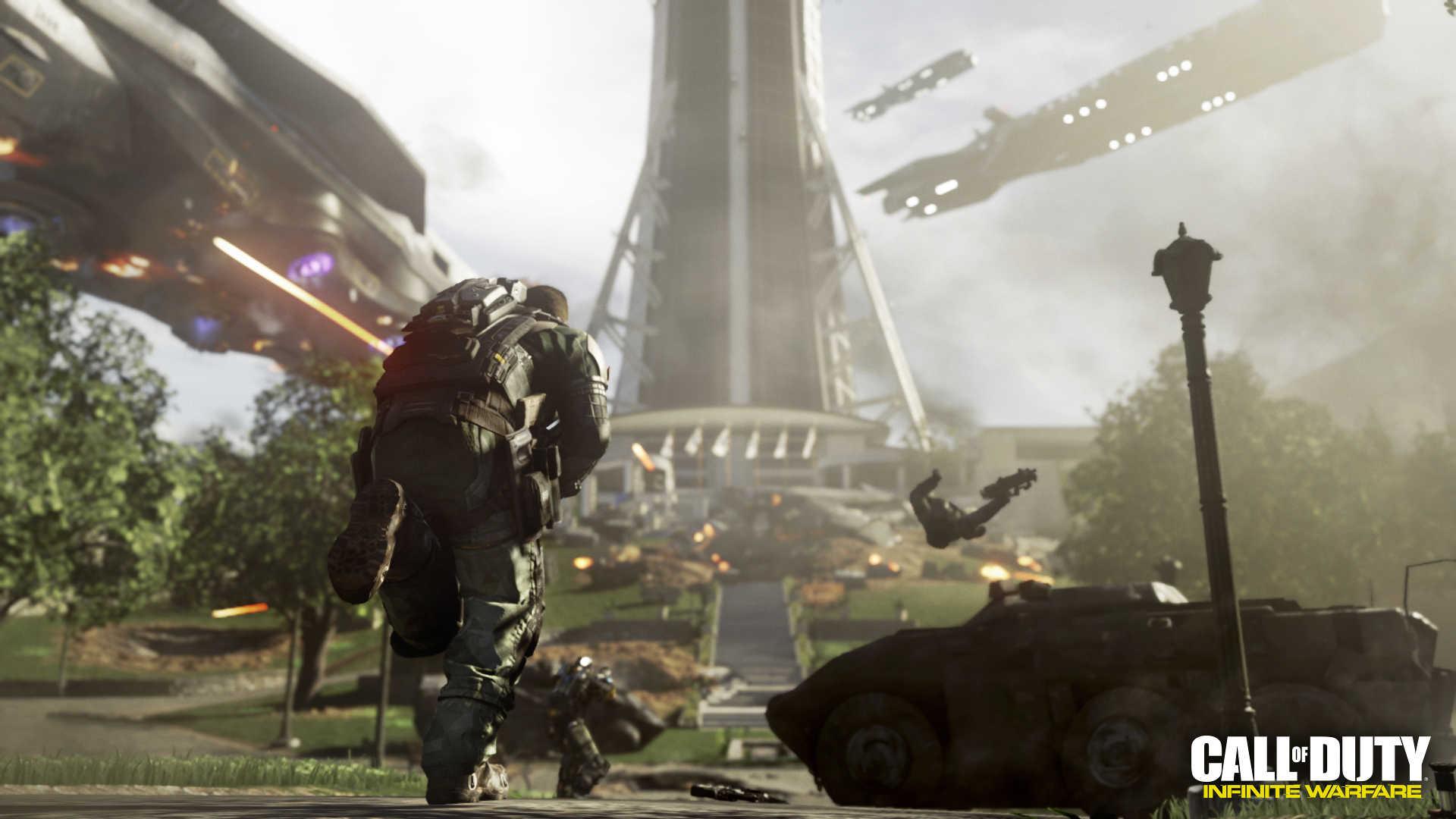 Activision commenta i risultati negativi del trailer di Infinite Warfare