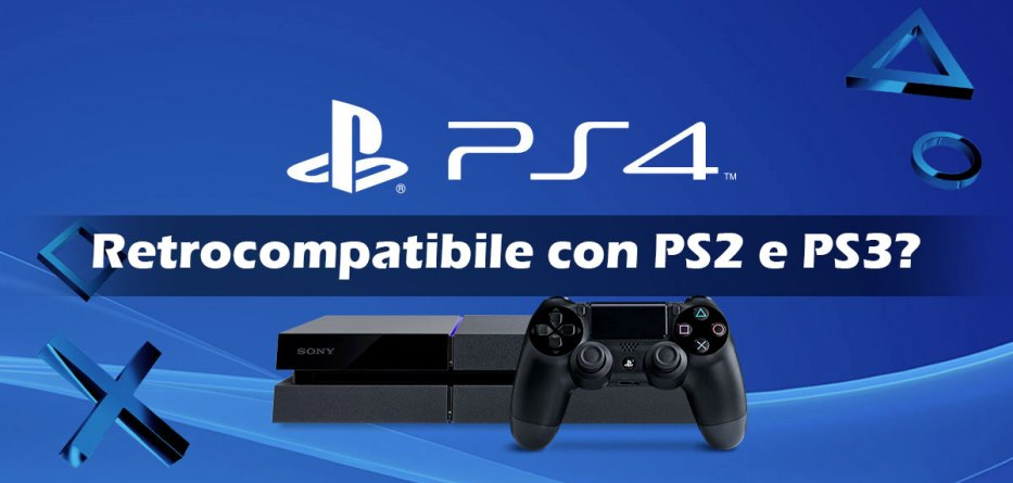Retrocompatibilità PS4