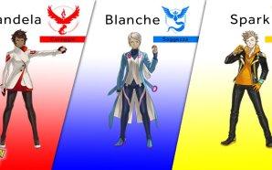 pokemon go squadra