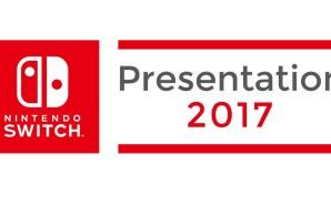 Nintendo switch presentazione