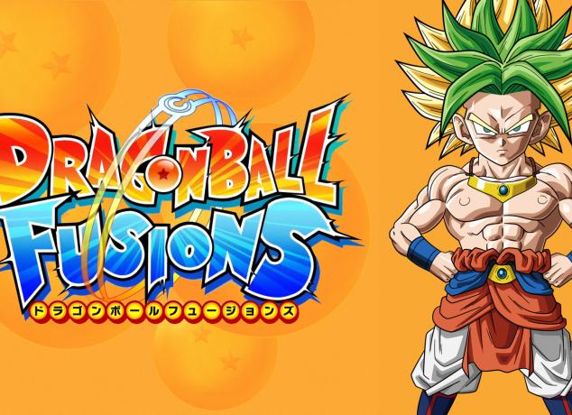 Dragon-Ball Fusions Nintendo 3DS Bandai Namco Gamempire