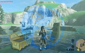 Zelda Breath of the Wild elmo Zora Nintendo Wii U Switch Gamempire