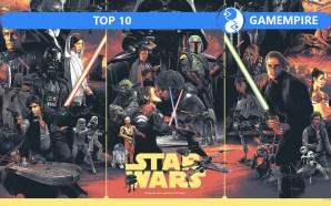 Top 10 – I migliori giochi di Star Wars