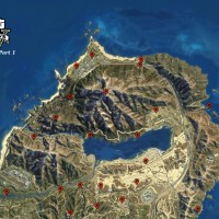 GTA 5 Letter Scraps Locations [Map]