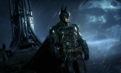 Batman: Arkham Knight Images Feature New Villain
