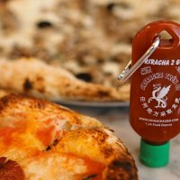 Hot Sauce Will Be Available At All Times With This Sriracha Keychain
