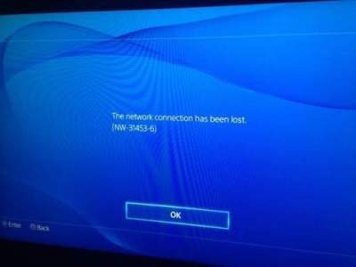 PS4 Error Code NW-31453-6 Reported While Connecting to PSN: Updated