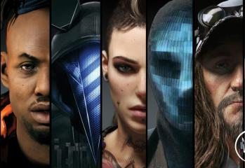Personajes Watch_Dogs
