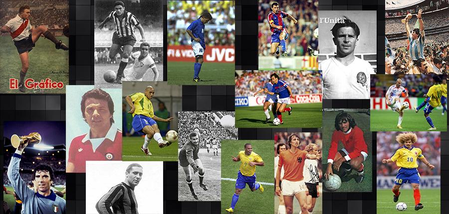 17 jugadores que deberían estar en las Leyendas de FIFA 14 y no están
