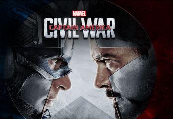 Capitán América Civil War - Poster