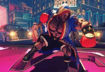 Balrog - Street Fighter V