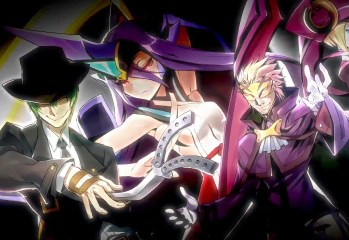 Izanami-Hazama-Relius-Blaz-Blue-Central-Fiction