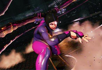 Juri - Street Fighter V