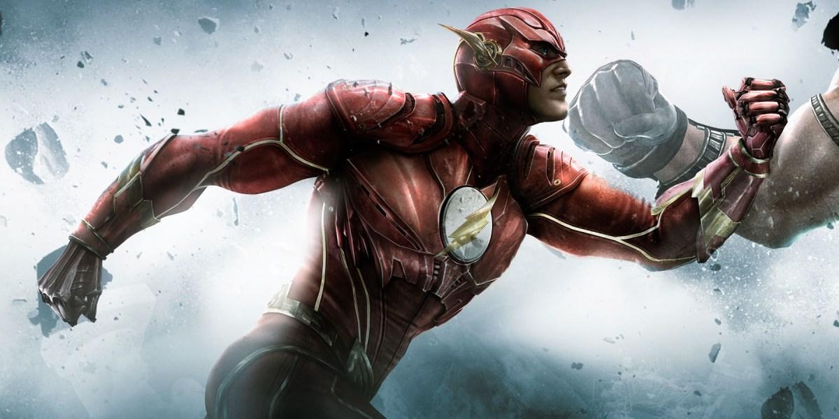 Flash estará en Escuadrón Suicida