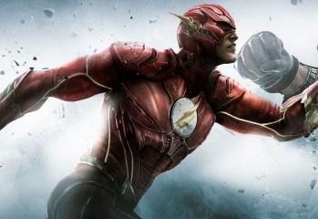 flash ezra miller