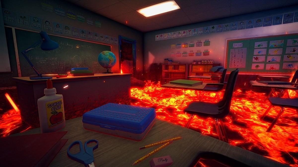 Conoce Hot Lava, el nuevo título de los creadores de Don't Starve