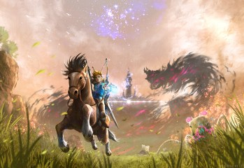 The Legend of Zelda Breath of the Wild (0)