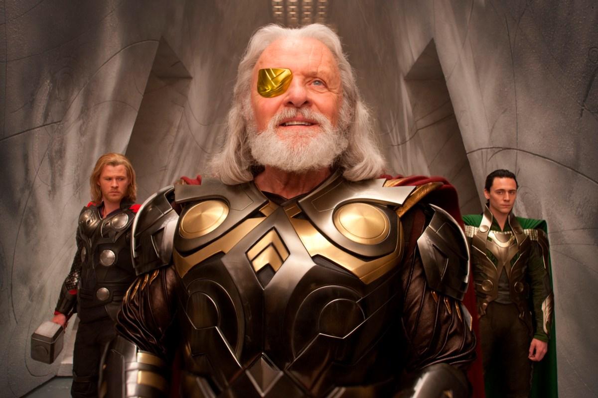 ¿Qué pasó con Odín en Thor: Ragnarok?