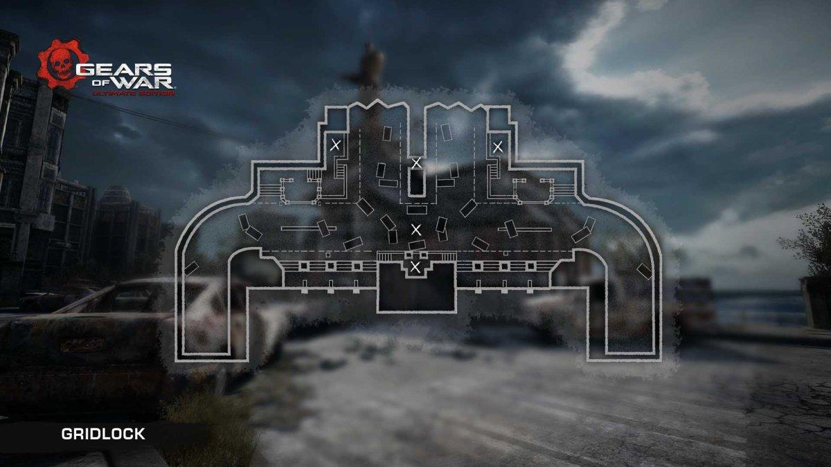 [Opinión] Punto Muerto, el mapa que representa a Gears of War