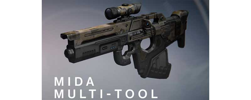 destiny 2 how to get mida multi tool