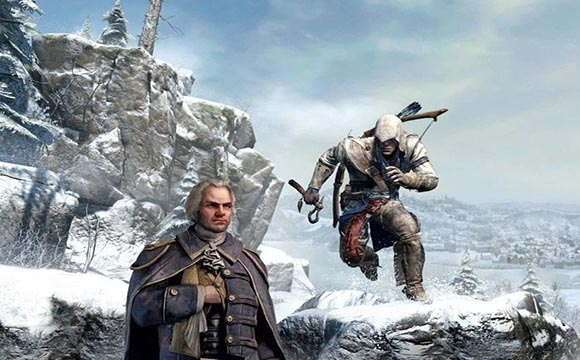 Assassin's Creed 3 enemies